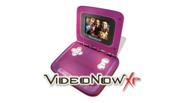 Hasbro VideoNow XP