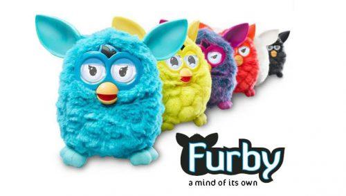 Furby 2012