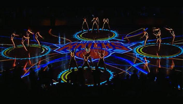 Knicks Light Up Costumes