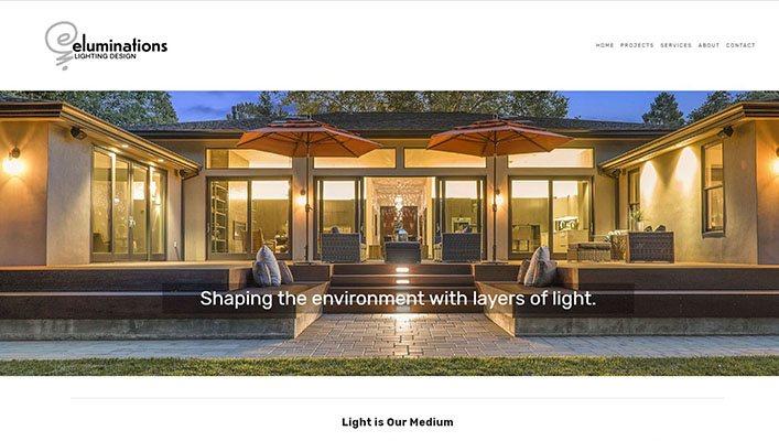 Eluminations website